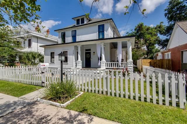 2345 Myra St, Jacksonville, FL 32204 (MLS #1067784) :: Memory Hopkins Real Estate