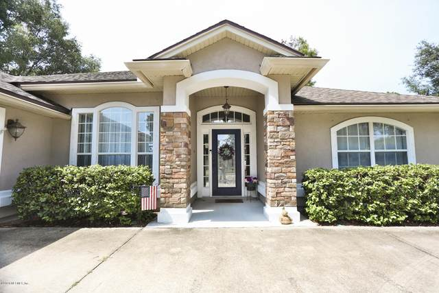 87555 Creekside Dr, Yulee, FL 32097 (MLS #1067785) :: The Every Corner Team