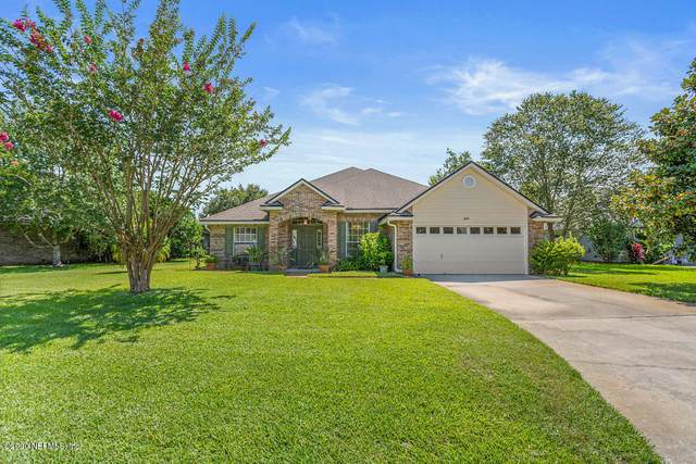 824 E Red House Branch Rd, St Augustine, FL 32084 (MLS #1067815) :: Noah Bailey Group