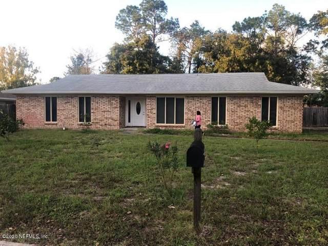 367 Dillon Dr, Orange Park, FL 32073 (MLS #1067818) :: Berkshire Hathaway HomeServices Chaplin Williams Realty