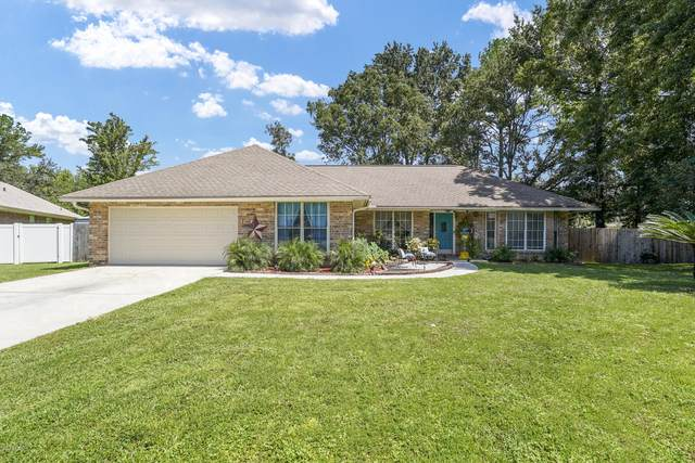 819 Richmond Ct, Orange Park, FL 32065 (MLS #1067822) :: Noah Bailey Group