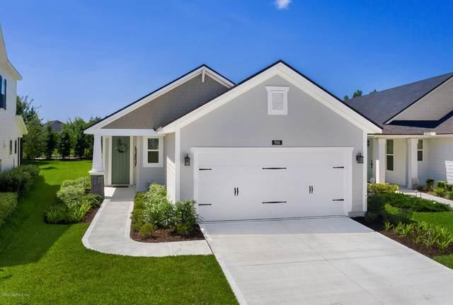 588 Vista Lake Cir, Ponte Vedra, FL 32081 (MLS #1067830) :: Noah Bailey Group