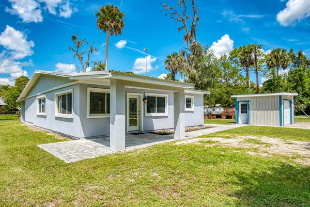 509 Palmetto St, Welaka, FL 32193 (MLS #1067851) :: Oceanic Properties
