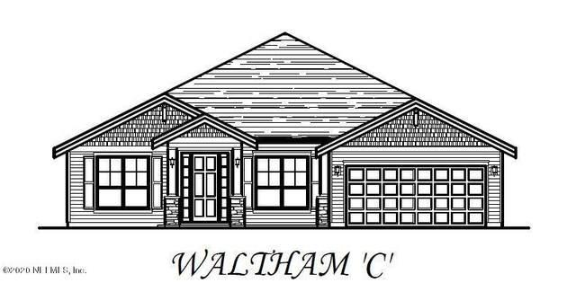 166 Daniel Creek Ct #028, St Augustine, FL 32095 (MLS #1067853) :: Bridge City Real Estate Co.