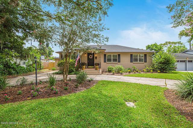 4315 Worth Dr W, Jacksonville, FL 32207 (MLS #1067897) :: The Hanley Home Team