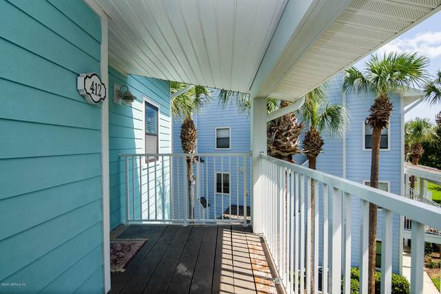 100 Fairway Park Blvd #412, Ponte Vedra Beach, FL 32082 (MLS #1067962) :: Noah Bailey Group