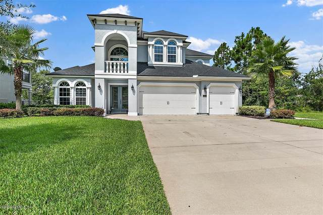 1165 Spanish Bay Ct, Orange Park, FL 32065 (MLS #1068074) :: Noah Bailey Group