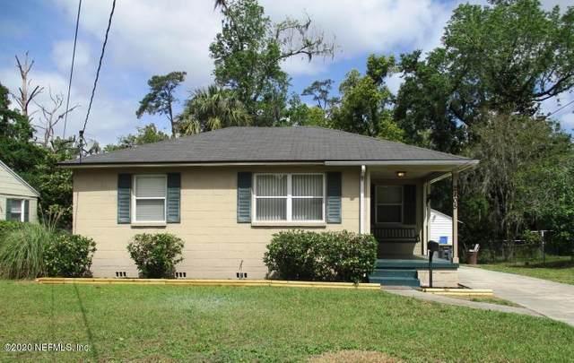 2105 Lordun Ter, Jacksonville, FL 32207 (MLS #1068204) :: Ponte Vedra Club Realty