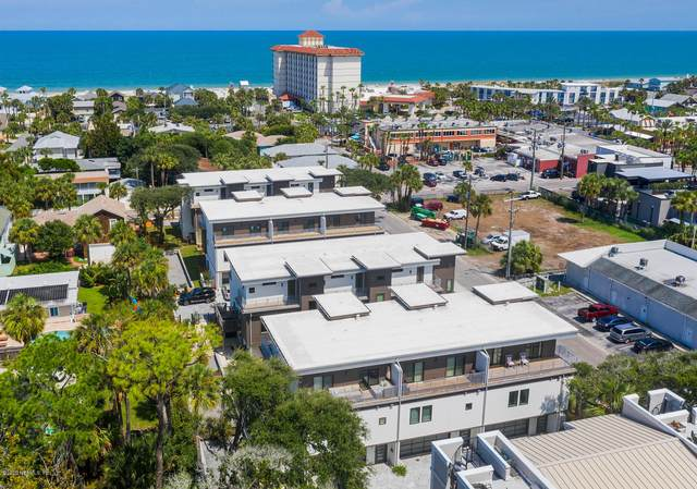303 Ahern St #11, Atlantic Beach, FL 32233 (MLS #1068245) :: Berkshire Hathaway HomeServices Chaplin Williams Realty