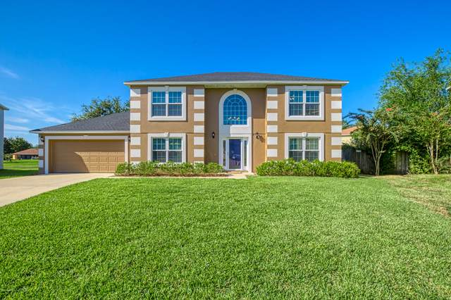 76062 Harley Ct, Yulee, FL 32097 (MLS #1068248) :: The Every Corner Team
