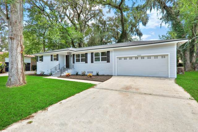 2805 Woodland Dr, Orange Park, FL 32073 (MLS #1068284) :: Noah Bailey Group