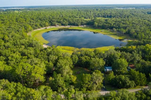 219 Swan Lake Rd, Melrose, FL 32666 (MLS #1068336) :: The Hanley Home Team