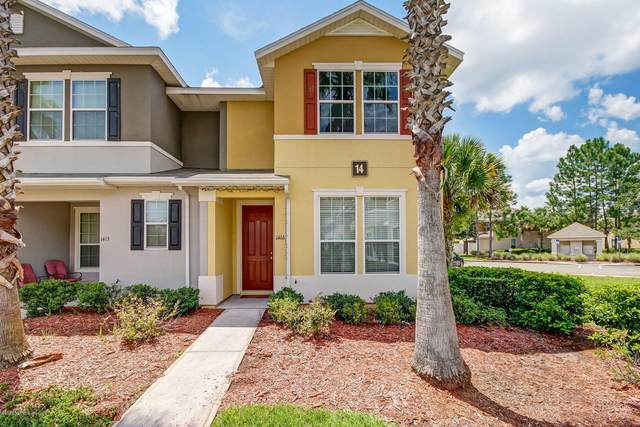 4220 Plantation Oaks Blvd #1416, Orange Park, FL 32065 (MLS #1068344) :: The Hanley Home Team