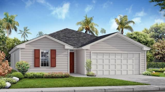 2887 Sunrise Creek Rd, GREEN COVE SPRINGS, FL 32043 (MLS #1068345) :: The Hanley Home Team