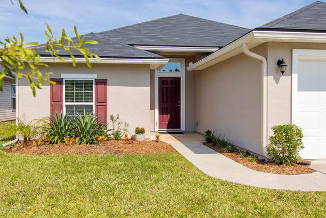 94025 Last Ln, Yulee, FL 32097 (MLS #1068359) :: The Every Corner Team