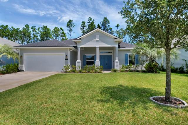 727 Bent Creek Dr, St Johns, FL 32259 (MLS #1068366) :: Memory Hopkins Real Estate