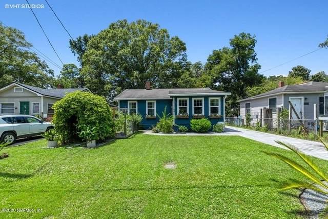 1154 Murray Dr, Jacksonville, FL 32205 (MLS #1068368) :: Homes By Sam & Tanya