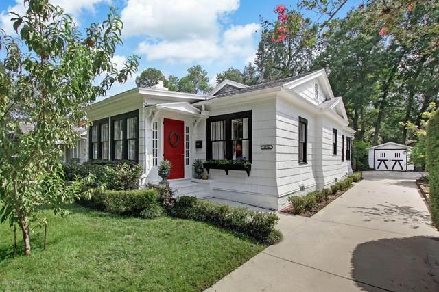 1236 Belvedere Ave, Jacksonville, FL 32205 (MLS #1068457) :: Momentum Realty