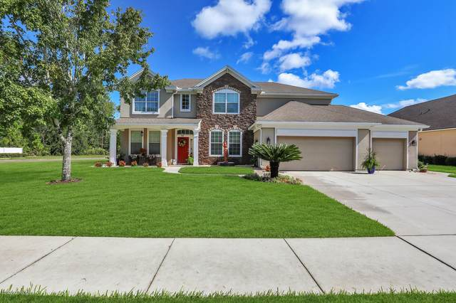 4400 Song Sparrow Dr, Middleburg, FL 32068 (MLS #1068466) :: The Every Corner Team