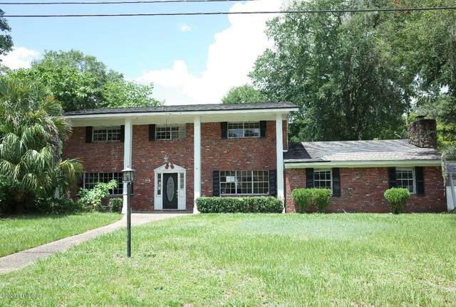 3932 Cherokee Villa Ln, Jacksonville, FL 32277 (MLS #1068494) :: The Every Corner Team