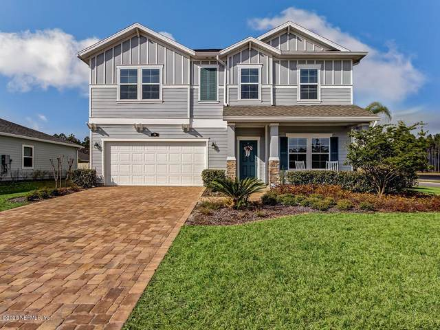 20 Crown Colony Rd, St Augustine, FL 32092 (MLS #1068543) :: Oceanic Properties