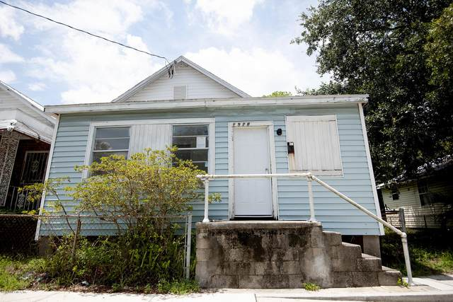 1528 Van Buren St, Jacksonville, FL 32206 (MLS #1068648) :: Berkshire Hathaway HomeServices Chaplin Williams Realty