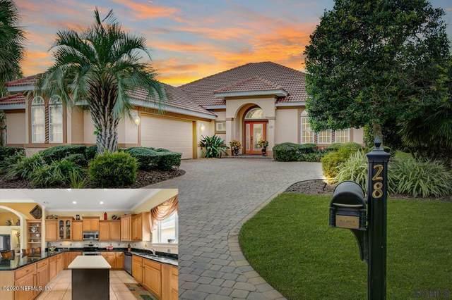 28 Oak View Cir E, Palm Coast, FL 32137 (MLS #1068852) :: Oceanic Properties