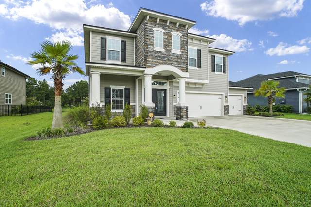 85710 Black Tern Dr, Yulee, FL 32097 (MLS #1068867) :: Bridge City Real Estate Co.
