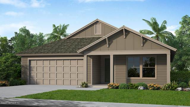 599 Palace Dr, St Augustine, FL 32084 (MLS #1068949) :: Momentum Realty
