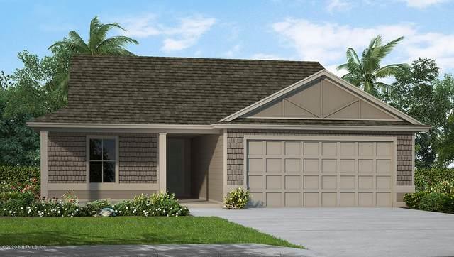 605 Palace Dr, St Augustine, FL 32084 (MLS #1068954) :: Bridge City Real Estate Co.