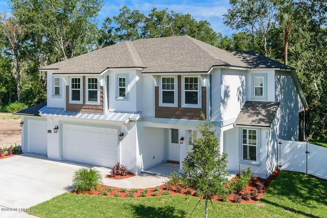 38 Kendall Way E, St Augustine, FL 32092 (MLS #1068974) :: Ponte Vedra Club Realty