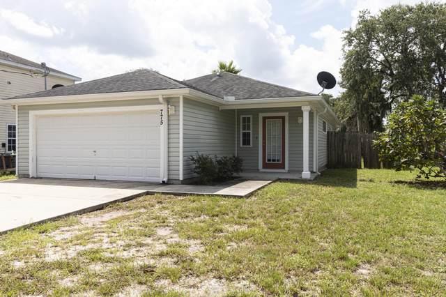 775 Delespine Ave, St Augustine, FL 32084 (MLS #1069076) :: Oceanic Properties