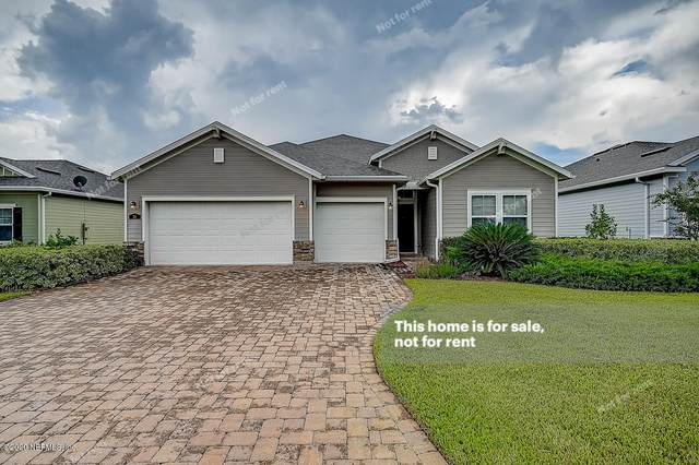 58 Athens Dr, St Augustine, FL 32092 (MLS #1069092) :: Bridge City Real Estate Co.