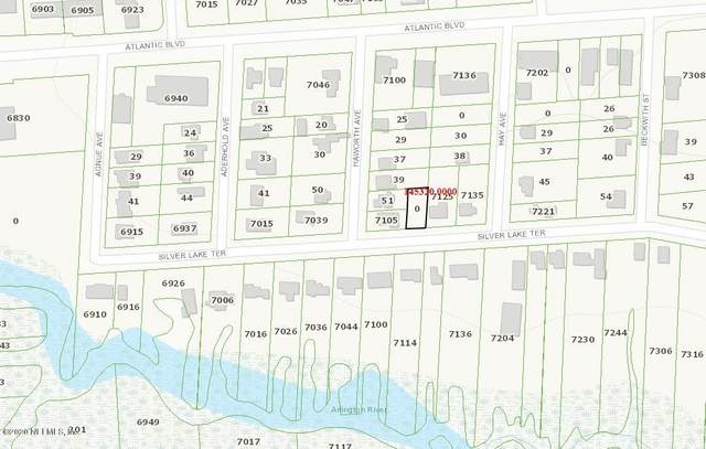 0 Silver Lake Ter, Jacksonville, FL 32216 (MLS #1069153) :: Oceanic Properties