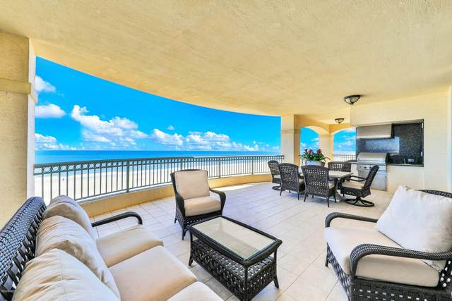 917 1ST St S #601, Jacksonville Beach, FL 32250 (MLS #1069210) :: The Volen Group, Keller Williams Luxury International