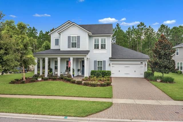 461 Cross Ridge Dr, Ponte Vedra, FL 32081 (MLS #1069224) :: Oceanic Properties