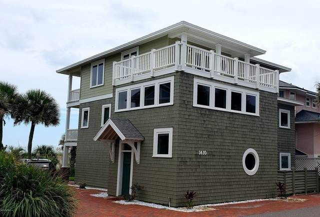 1410 Strand St, Neptune Beach, FL 32266 (MLS #1069322) :: The Perfect Place Team