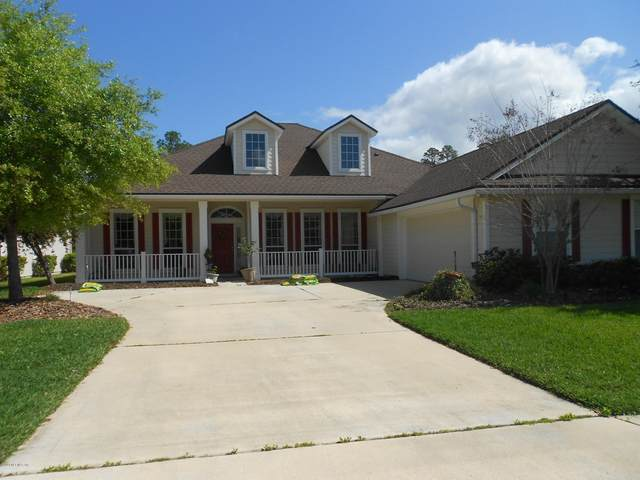 2340 Country Side Dr, Fleming Island, FL 32003 (MLS #1069333) :: Oceanic Properties