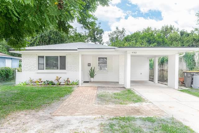 4582 Merrimac Ave, Jacksonville, FL 32210 (MLS #1069493) :: Memory Hopkins Real Estate