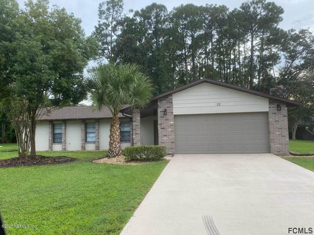 32 Berkshire Ln, Palm Coast, FL 32137 (MLS #1069503) :: EXIT Real Estate Gallery