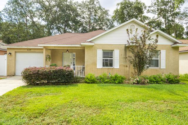 645 Intracoastal Cir, St Augustine, FL 32095 (MLS #1069513) :: The Perfect Place Team