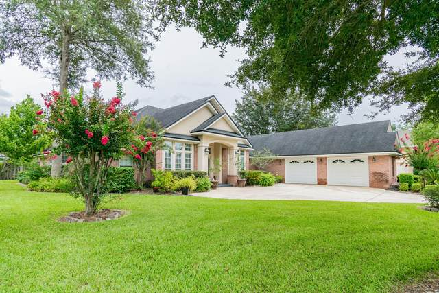 1149 Dover Dr, St Johns, FL 32259 (MLS #1069547) :: The DJ & Lindsey Team