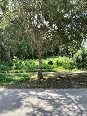 0 Lewis St, Fernandina Beach, FL 32034 (MLS #1069579) :: Oceanic Properties