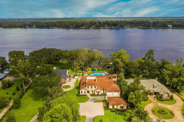 1821 Bishop Estates Rd, St Johns, FL 32259 (MLS #1069619) :: The Volen Group, Keller Williams Luxury International