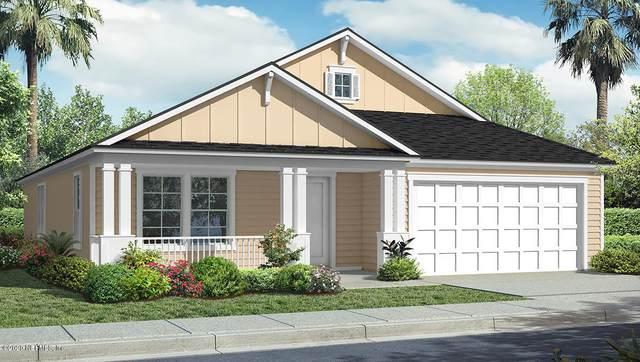 45 Hickory Ridge Rd, St Augustine, FL 32084 (MLS #1069845) :: Berkshire Hathaway HomeServices Chaplin Williams Realty
