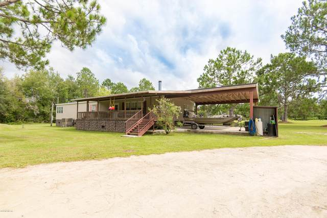 3193 NW 233RD St, Lawtey, FL 32058 (MLS #1070084) :: Berkshire Hathaway HomeServices Chaplin Williams Realty