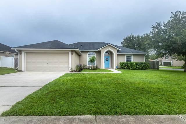 3200 Ginny Lake Dr, Middleburg, FL 32068 (MLS #1070086) :: Keller Williams Realty Atlantic Partners St. Augustine