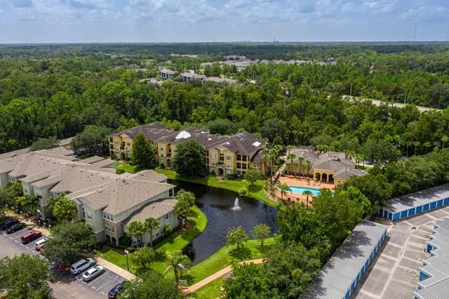 3591 Kernan Blvd S #113, Jacksonville, FL 32224 (MLS #1070155) :: Memory Hopkins Real Estate