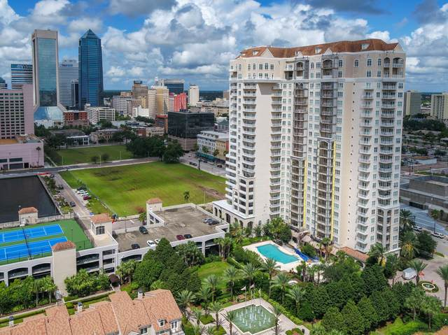 400 Bay St Ph6, Jacksonville, FL 32202 (MLS #1070172) :: Menton & Ballou Group Engel & Völkers