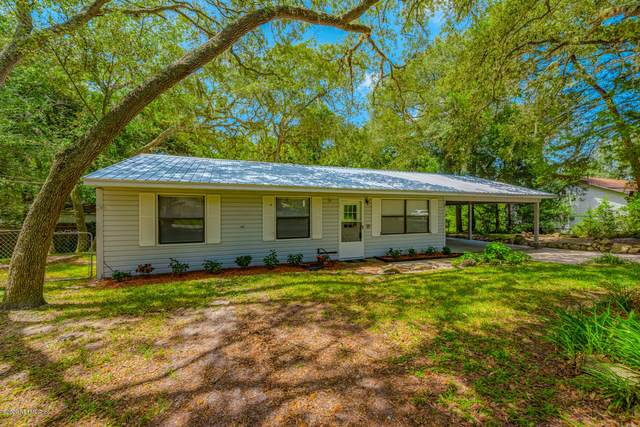 292 Cornell Rd, St Augustine, FL 32086 (MLS #1070196) :: The Newcomer Group